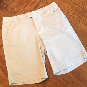 Dockers Khaki Bermuda Shorts